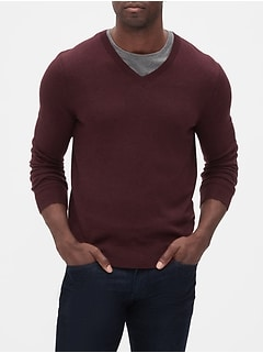 All Season V-Neck Sweater