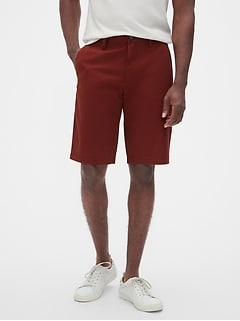 "11"" Emerson Straight-Fit Shorts"