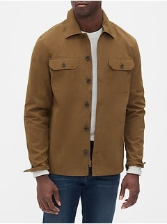 Waxed Field Jacket