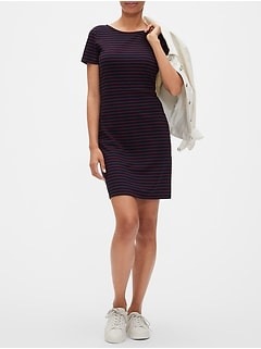 Scoop Back Sheath Dress