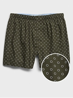 Hollow Dot Boxers