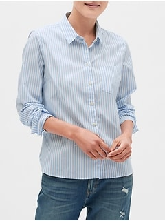 Print Untucked Classic Shirt