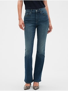 Curvy Fit Sculpt Medium Wash Slim Boot Jean