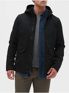 Water-Resistant City Jacket