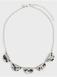 Animal Disc Necklace