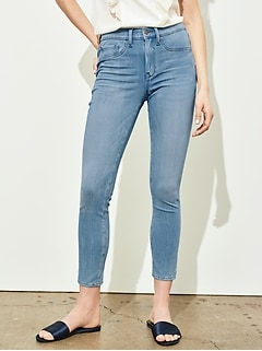 Super Stretch Light Wash Legging Jean