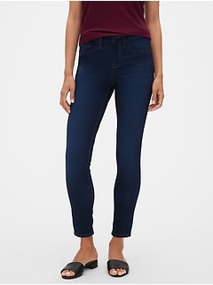 Petite Super Stretch Dark Wash Legging Jean