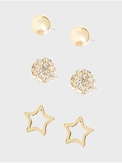 Celestial Multipack Earrings