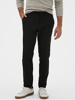Mason E-Waist Athletic-Fit Pant