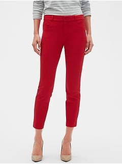 Sloan Heather Crop Pant