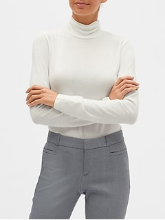 LuxeSpun Turtleneck