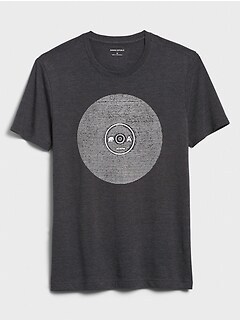 Record Graphic T-Shirt