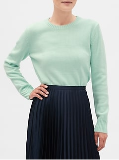 Lofty Crew-Neck Sweater