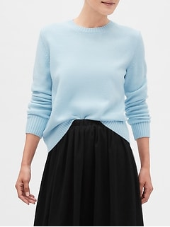 Lofty Crew Neck Sweater