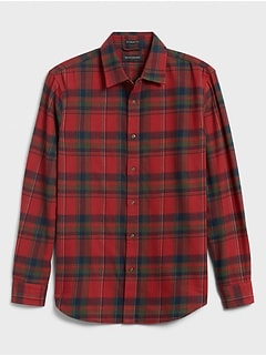 Redwood Flannel Shirt