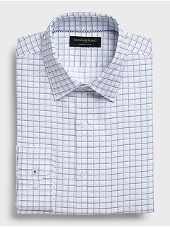 Slim-Fit Premium Luxe Shirt