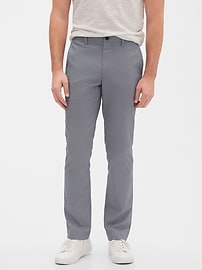 Deals on Banana Republic Factory Mens Aiden Slim-Fit Stretch Oxford Pant