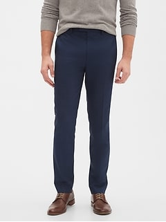 Extra Slim-Fit Wrinkle Resistant Trouser