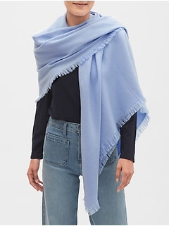 Square Fringe Wrap