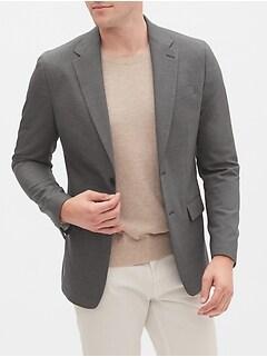 Extra Slim-Fit Wrinkle Resistant Blazer