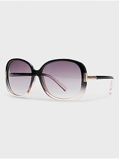 Black Gradient Sunglasses