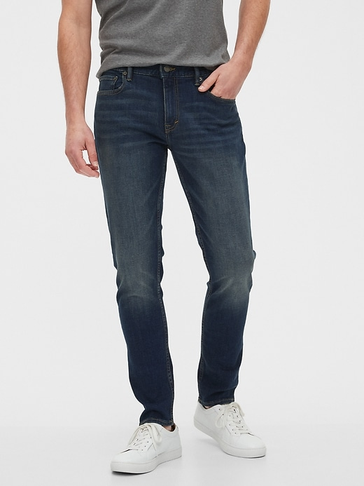 Banana Republic Factory Men's Skinny-Fit Stretch Everyday Jeans