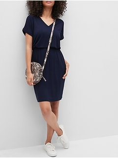 Petite T-Shirt Dress