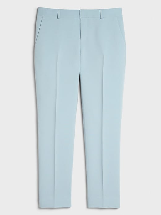 Petite Avery Tailored Ankle Pant