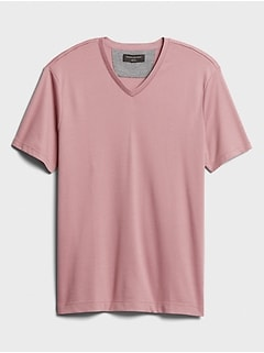 V-Neck Dress T-Shirt