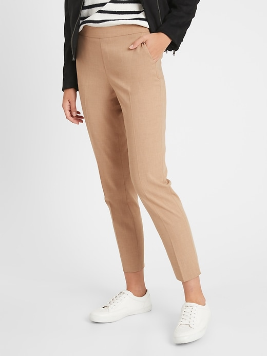 Hayden Pull-On Soft Ankle Pant