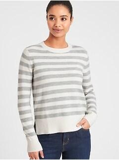Lofty Crew-Neck Sweater