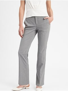 Logan Light Grey Tailored Trouser