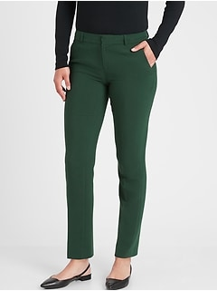 Washable Ryan BiStretch Slim Straight Pant