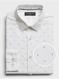 Standard-Fit Non-Iron Shirt